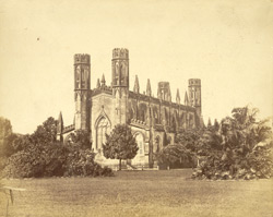 St Peter's Church, Fort William, [Calcutta]